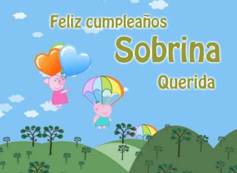 tarjetas animadas de cumpleaños para sobrina gratis