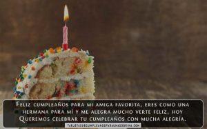 Descargar imágenes de cumpleaños para una amiga