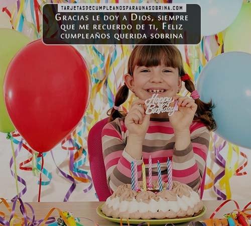 Versiculos cristianos de cumpleaños para una sobrina