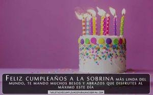 feliz cumpleaños sobrina para facebook