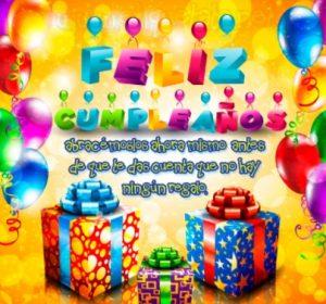 Feliz cumpleaños tía