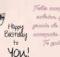 Mensajes de cumpleaños a una sobrina
