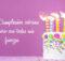 Sobrina feliz cumpleaños que Dios te bendiga