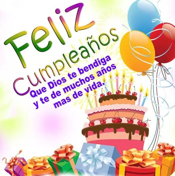 Felicidades en tu cumpleaños sobrina