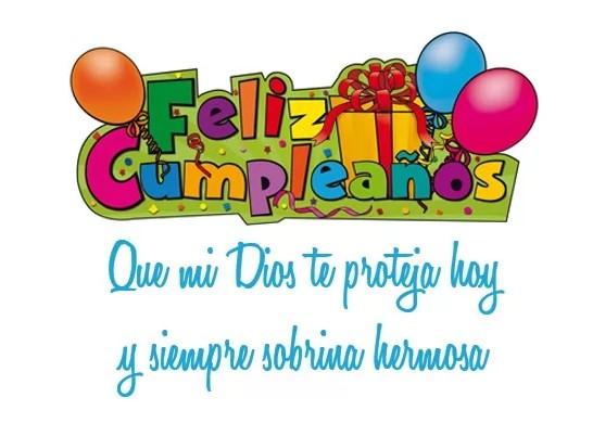 Feliz cumpleaños que mi Dios te proteja