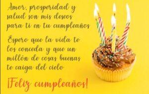 Feliz cumpleaños sobrino querido