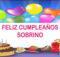 Imágenes de feliz cumpleaños sobrino para fecebook