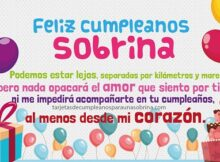 feliz cumpleaños sobrina bendiciones de dios