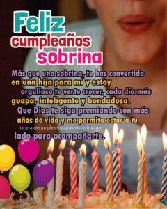 feliz cumpleaños soplando el pastel